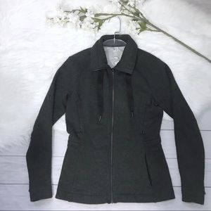 [lululemon] &go Take-Off Fleece Heathered Black
